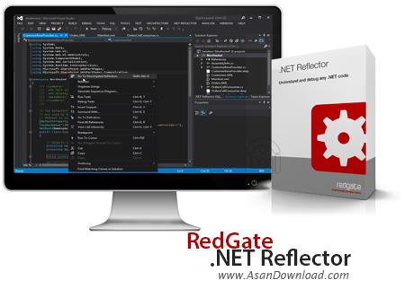 دانلود RedGate .NET Reflector v10.1.0.1125 - نرم افزار نمایش سورس برنامه ها