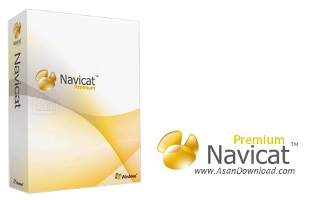دانلود Navicat Premium Enterprise v11.2.16 + Premium v12.0.16 - نرم افزار مدیریت بانک اطلاعاتی