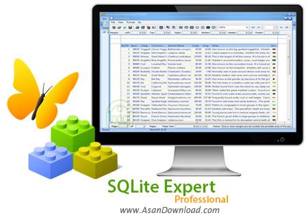 دانلود SQLite Expert Pro v5.3.0.326 - نرم افزار مدیریت بانک اطلاعاتی