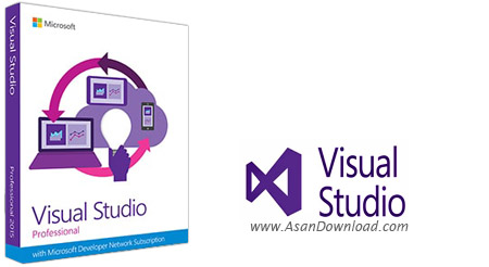 دانلود Microsoft Visual Studio Ultimate 2013 Update 5 + Enterprise 2015.1 - ویژوال استادیو