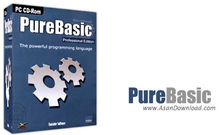 دانلود PureBasic v5.00 x86/x64 - نرم افزار برنامه نویسی مبتنی بر بیسیک