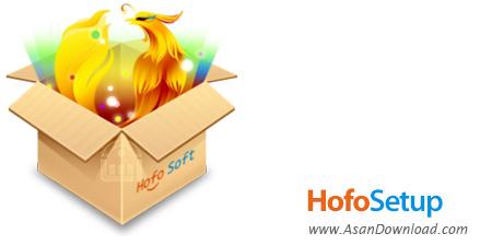 دانلود HofoSetup v3.0.1.668 - نرم افزار ساخت بسته های نصبی