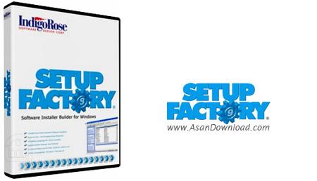 دانلود IndigoRose Setup Factory v9.2.0.0 - نرم افزار ایجاد برنامه نصب