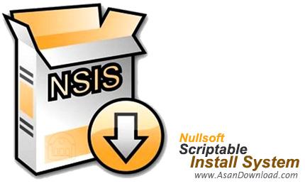 دانلود NSIS (Nullsoft Scriptable Install System) v3.02.1 - نرم افزار ساخت فایل نصب برنامه ها