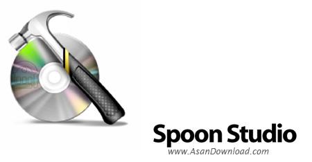 دانلود نرم افزار Spoon Virtual Application Studio 12.0.340.17