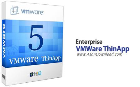 دانلود VMware ThinApp Enterprise v5.1.1 Build 2722044 - نرم افزار ساخت نرم افزارهای پرتابل
