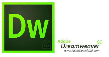 دانلود Adobe Dreamweaver CC 2017 v17.5.0.9878 x64 + v17.0.2.9391 x86 - نرم افزار طراحی وب ادوبی