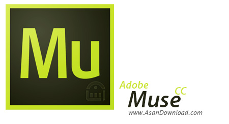دانلود Adobe Muse CC v2017.0.4.8 x64 - نرم افزار طراحی سایت ادوبی