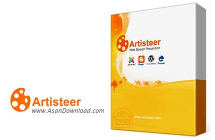 دانلود Artisteer v4.3.0.60858 - نرم افزار طراحی قالب برای جوملا و وردپرس و بلاگر