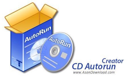 دانلود CD Autorun Creator v6.6 - نرم افزار طراحی اتوران های حرفه ای