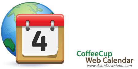 دانلود CoffeeCup Web Calendar v4.1 - نرم افزار ساخت تقويم تحت وب