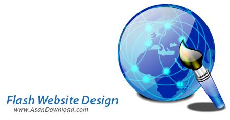 دانلود Flash Website Design v2.0 - نرم افزار طراحی سایت های فلش
