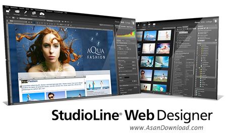 دانلود StudioLine Web Designer v4.2.44 - نرم افزار طراحی وب