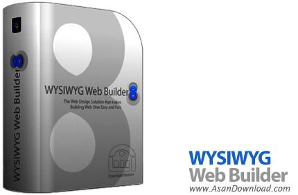 دانلود WYSIWYG Web Builder v12.0.5 + Extensions Pack - نرم افزار ساخت صفحات وب