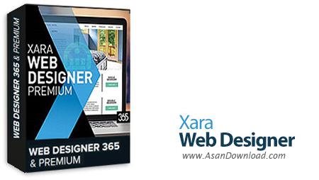 دانلود Xara Web Designer 365 Premium v12.8.1 - نرم افزار طراحی وب