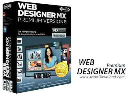 دانلود Xara Web Designer Premium v15.1.0.53605 - نرم افزار طراحی وب سایت