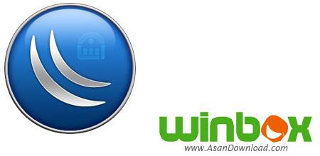 دانلود Winbox v3.0rc6 - نرم افزار پیکربندی میکروتیک