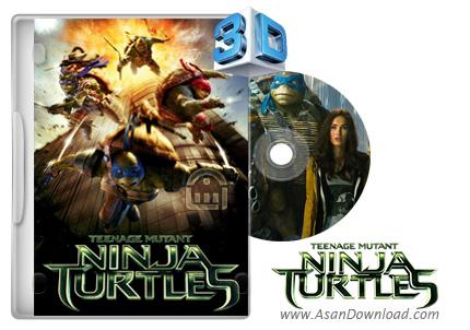 دانلود Teenage Mutant Ninja Turtles 2014 - لاک پشت های نینجا نوجوان جهش یافته