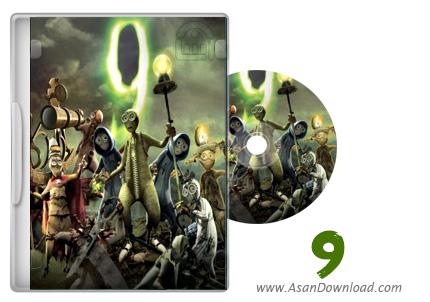 دانلود 2009 9 - انیمیشن نُه (دوبله فارسی)