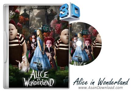 دانلود Alice in Wonderland انیمیشن دوبله فارسی آلیس در سرزمین عجایت