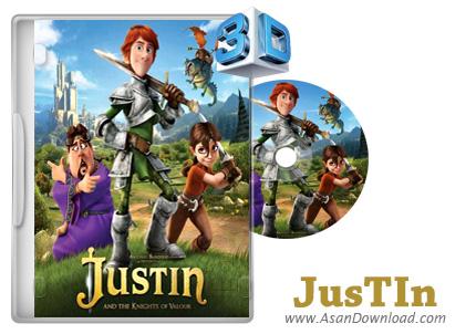 دانلود Justin And The Knights Of Valour 2013 - انیمیشن جاستین و شوالیه های دلاور  (دوبله فارسی)