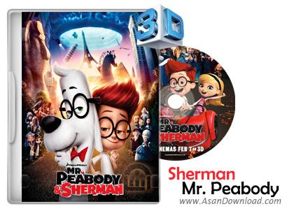 دانلود Mr. Peabody & Sherman 2014 - انیمیشن آقای پیبادی و شرمن (دوبله فارسی)