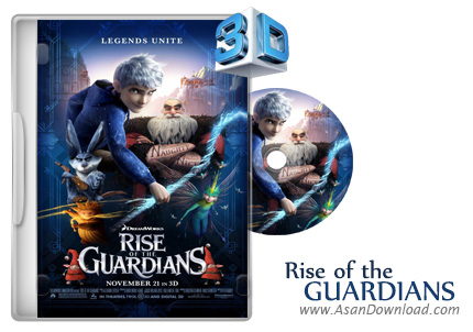 دانلود Rise of the Guardians 2012 - انیمیشن ظهور نگهبانان (دوبله فارسی)