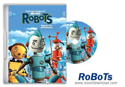 دانلود Robots 2005 - انیمیشن دوبله فارسی ربات ها