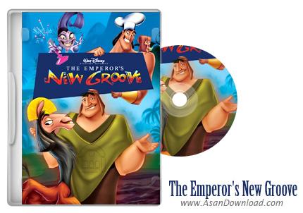 دانلود The Emperor's New Groove 2000 - انیمیشن زندگی جدید امپراطور (دوبله گلوری)