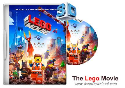 دانلود The Lego Movie 2014 - انیمیشن قهرمان لگویی (دوبله فارسی)