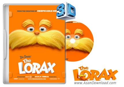 دانلود The Lorax 2012 - انیمیشن لوراکس (دوبله فارسی)