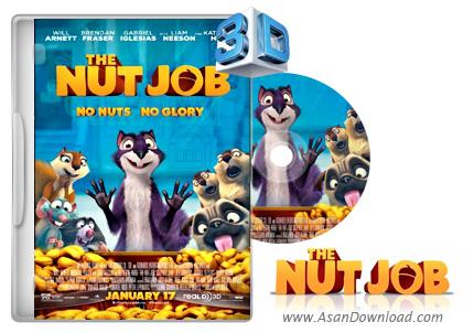 دانلود The Nut Job 2014 - انیمیشن عملیات آجیل (دوبله فارسی)