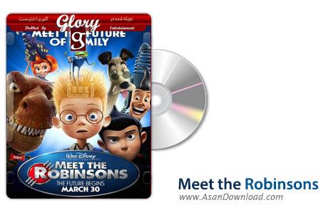 دانلود Meet the Robinsons 2007 - انیمیشن ملاقات با خانواده رابینسون (دوبله گلوری)