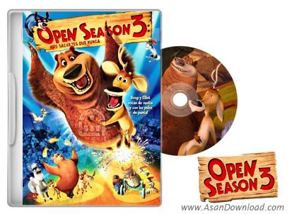 دانلود Open Season 3 2010 - انیمیشن فصل شکار 3 (دوبله فارسی)