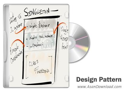 دانلود Tutorial Design Pattern SingleTon - آموزش فارسی طراحی الگو