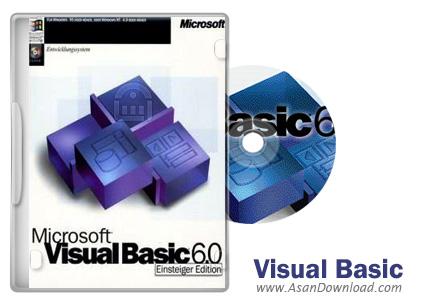 دانلود Tutorial Microsoft Visual Basic 6 - آموزش فارسی زبان برنامه نویسی ویژوال بیسیک
